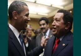 Chavez û Obama