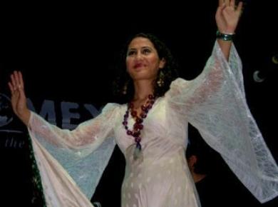 Aynur li festîvala Womex 2006