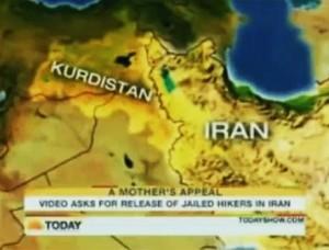 Kurdistan li ser ekranê NBC
