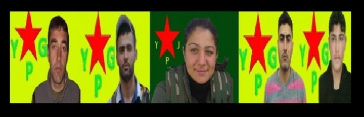 Pakrewanên YPG