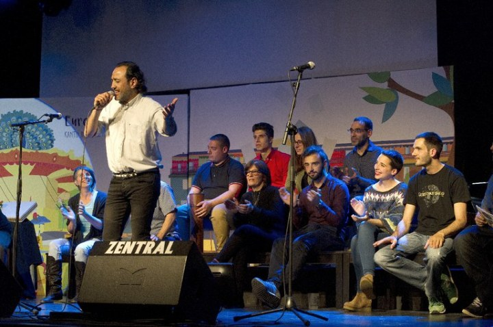 Konsera bajarê Pamplona/Iruña Foto: Komela Minzola
